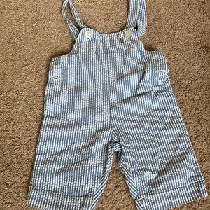 Ralph Lauren Spring Easter overalls